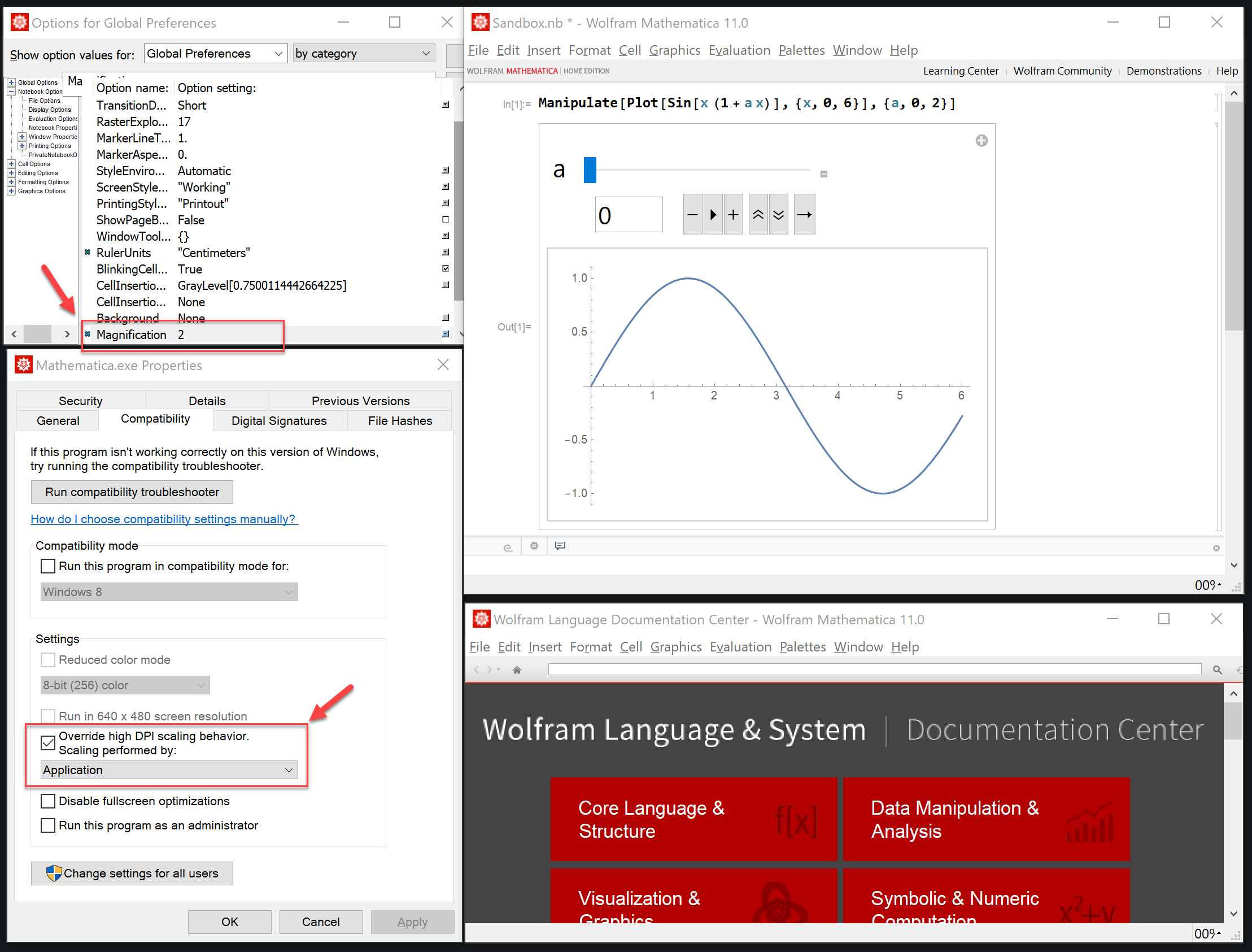 Wolfram Alpha Loses Madison Trial To >> Make Mathematica S Interface Less Blurry Online Technical