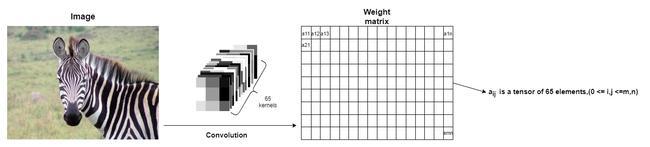 Convolution Diagram