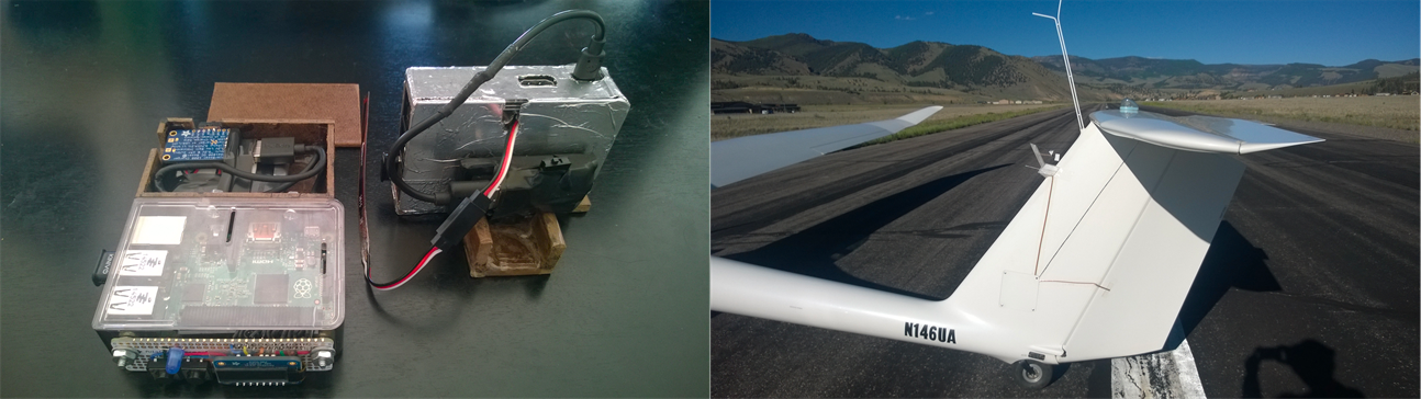 Mike Foale's machine learning flight system
