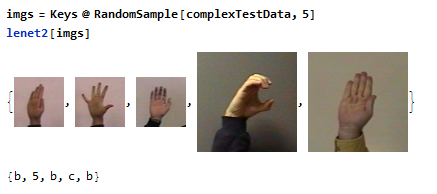 WSSA16] Hand Gesture & Sign Language Recognition - Online