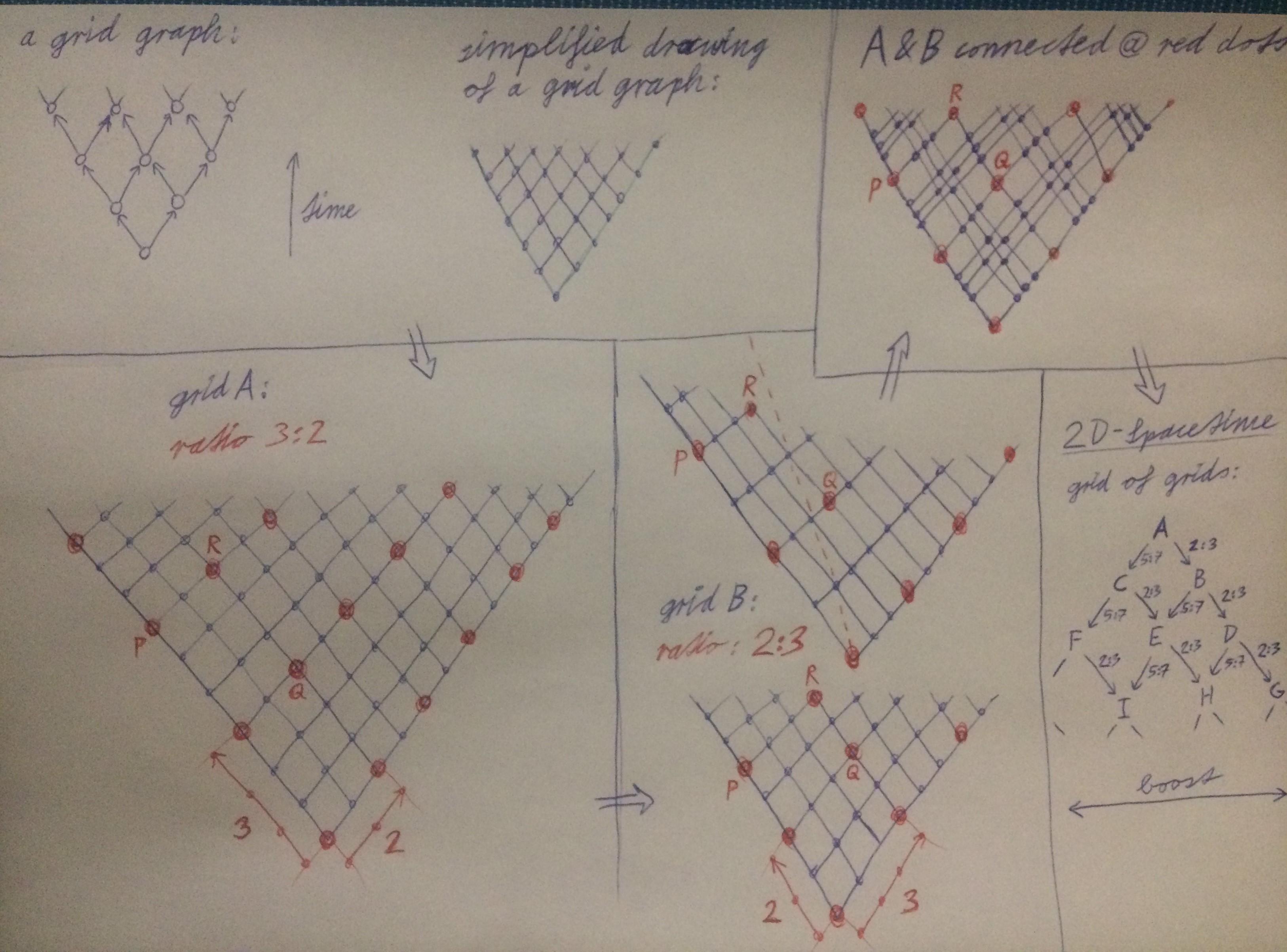 Minkowski Plane Graph