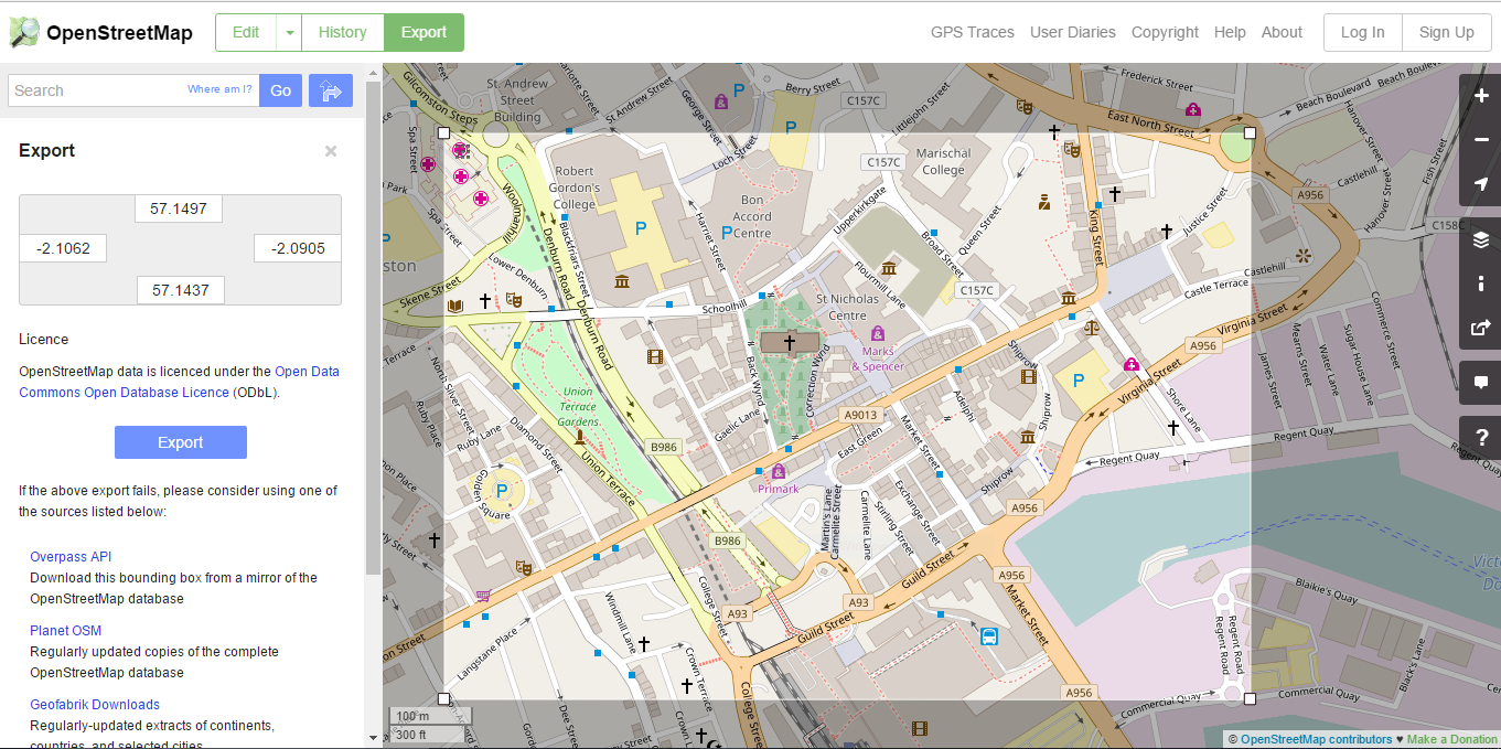 Routing OSM Data: How Far Can I Walk in 5 Minutes? - Online