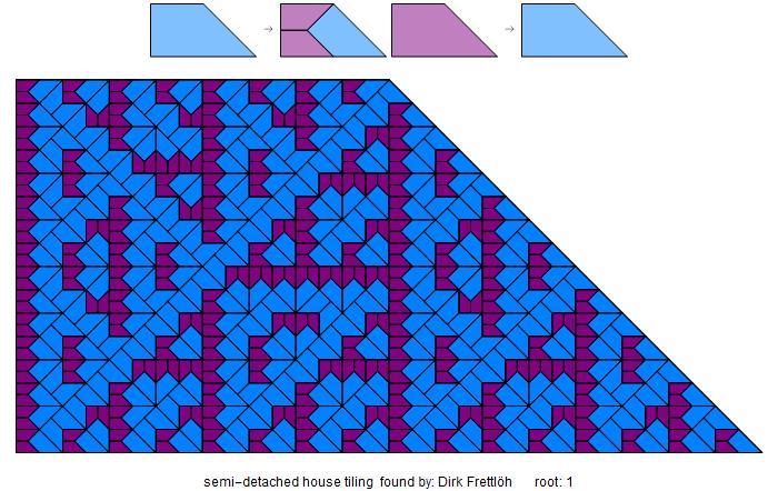 Tritan tiling