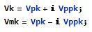 complex voltage coefficients