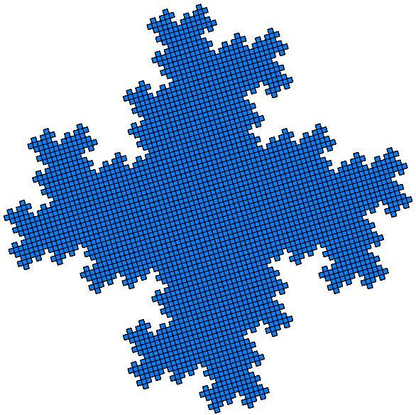 fractal square