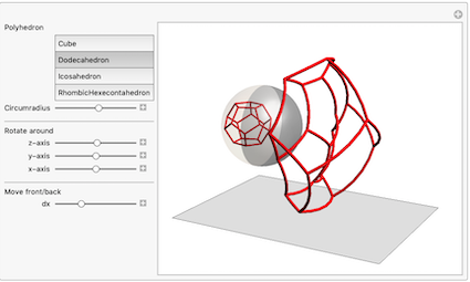 manipulate polyhedron