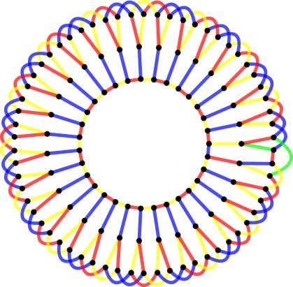 31 vertex flower snark