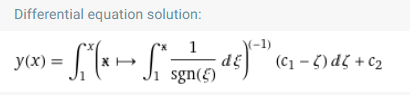 right arrow function notation
