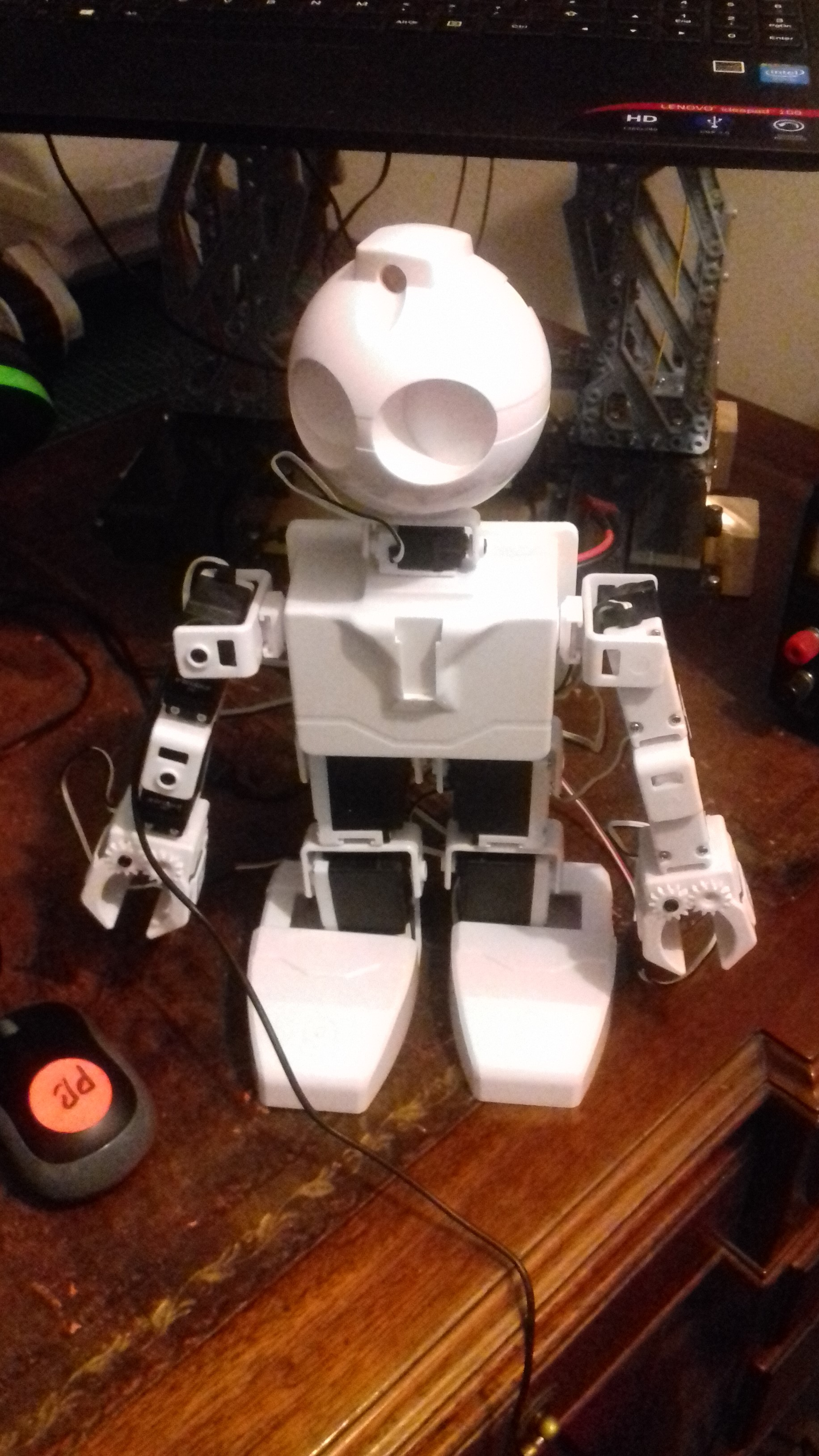 Modified EZ-Robot