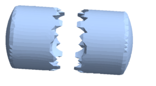 The rendered result of Example2