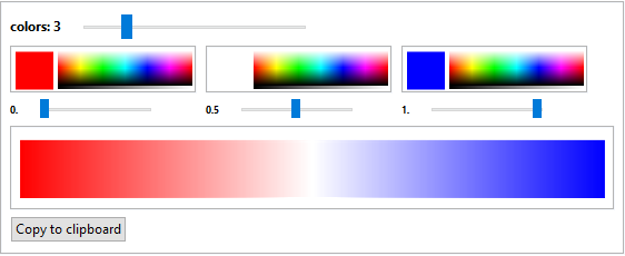 color gradient maker