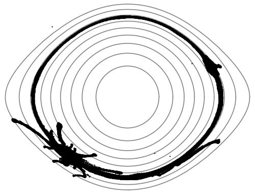 Alien Pendulum