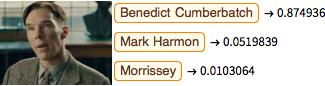 Identifying Notable Celebrities