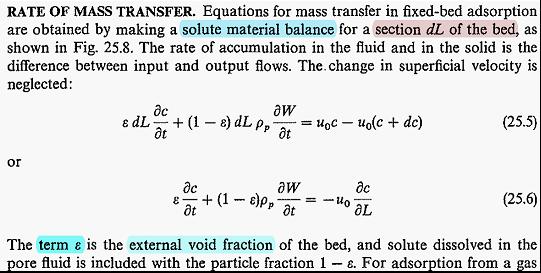 Description of eq 1