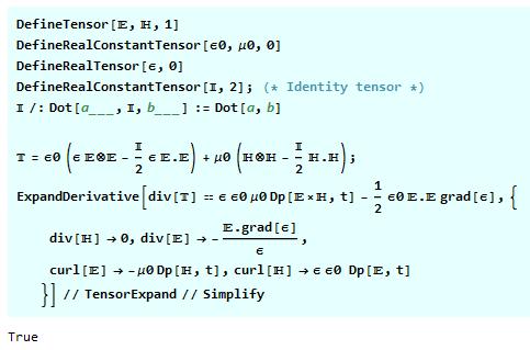 Coordinate-free Tensorial/Vectorial Calculus - Online Technical ...