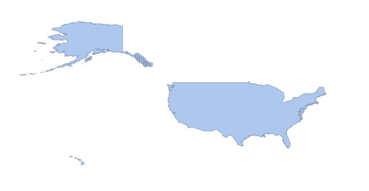 US states region