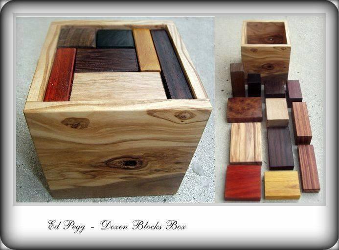 Dozen Blocks Box