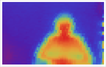 One Pixel Thermal Imaging Camera With Mathematica And
